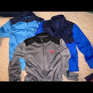 Under armour lot. Boys size 6 & 7. Read listing!